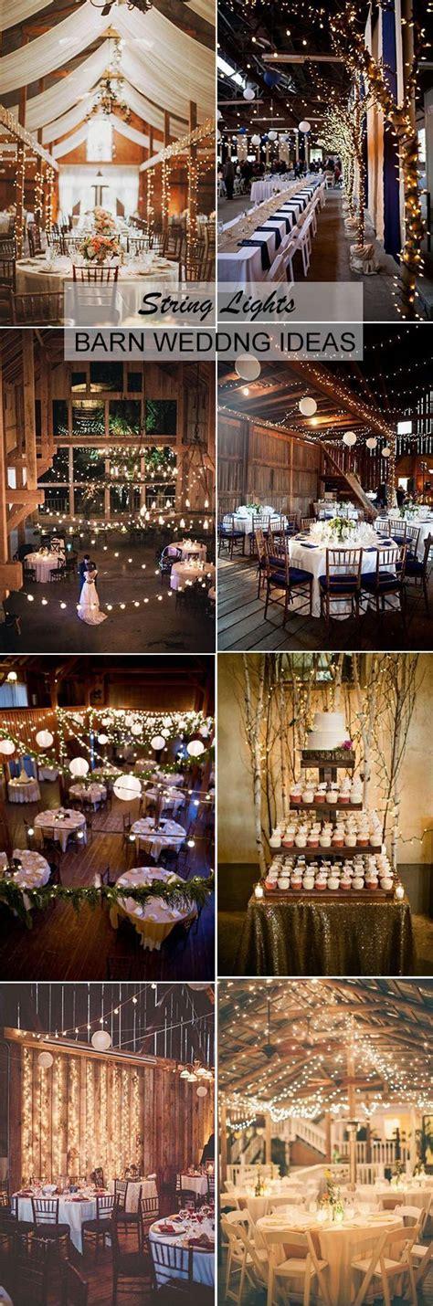 string lights for wedding reception best 25 wedding reception lighting ideas on
