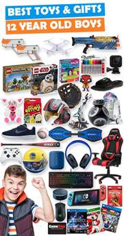 gifts for 12 year boys 2017 buzz