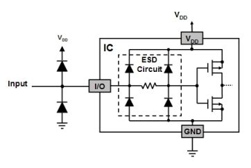 schottky diodes for esd protection application hints for transient voltage suppression diode circuits eeweb community