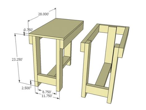 scroll saw bench plans 3 legged scrollsaw table woodnbits workshop tools as