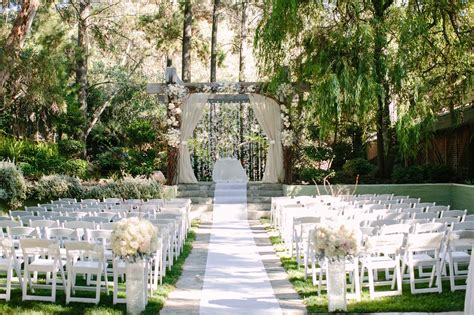 Wedding Venues Malibu calamigos ranch malibu wedding in july