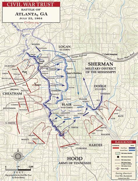map of atlanta during civil war 5120 best american civil war images on