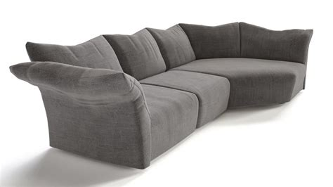 edra boa sofa edra boa sofa good the pack sofa designed by francesco