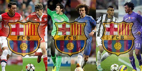 barcelona sport bandung inilah 7 pemain incaran barcelona di musim depan merdeka com
