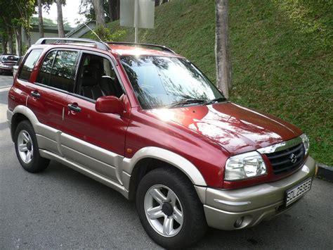 Suzuki Grand Vitara 2000 For Sale 2000 Suzuki Vitara Pictures 2000cc Gasoline Automatic