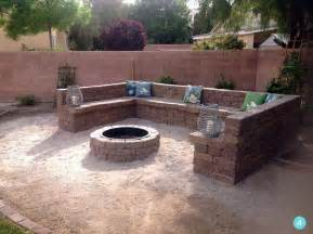 Washer Fire Pit by 30 Spectacular Backyard Diy Fire Pit Seating Ideas