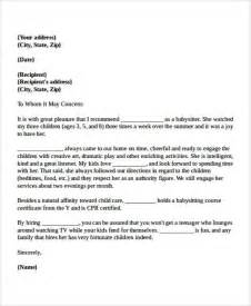 free printable reference letter for colleague