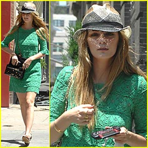 Mischa Bartons Eyelet Dress At Keds For Lord by Mischa Barton Looks So Mischa Barton Just Jared