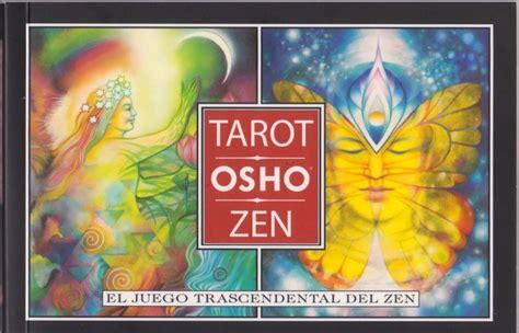 libro tarot osho zen osho tarot osho zen esoterismo