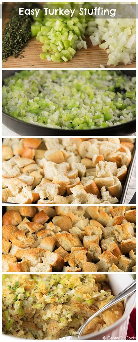 recipe for thanksgiving dressing turkey stuffing recipe