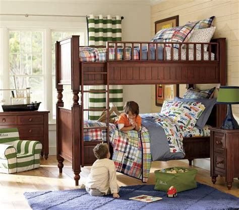 pottery barn kids thomas bunk bed  bed     boys room pinterest bunk beds