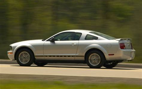 automotive service manuals 2006 ford mustang navigation system used 2007 ford mustang pricing for sale edmunds