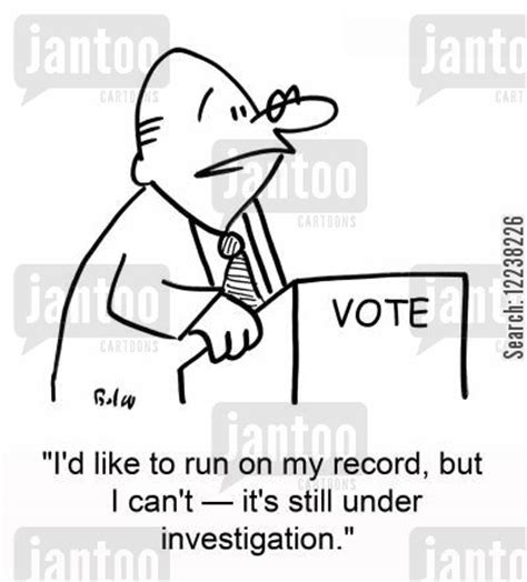 Can You Run For Office With A Criminal Record Criminal Record Humor From Jantoo