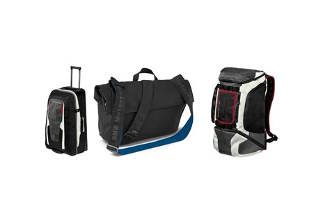 Bmw Motorrad Bag by Bmw Motorrad Adds Travel Bags To The Apparel Line