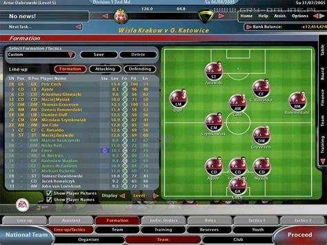 total club manager 2005 screenshots gallery screenshot 1 46 gamepressure