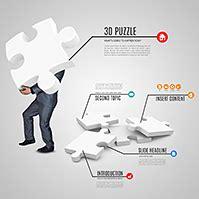 prezi puzzle template businessman puzzle presentation prezibase
