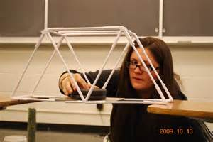 How To Make A Strong Paper Bridge - building a bridge out of paper to hold max weight chit