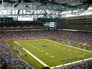 Ford Field Detroit Mi Panoramio Photo Of Ford Field Detroit