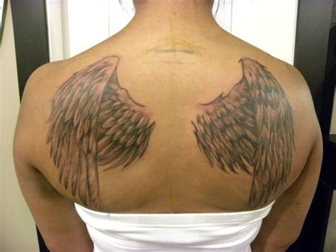 angel wings tattoo meaning wing tattoos designs ideas and meaning tattoos