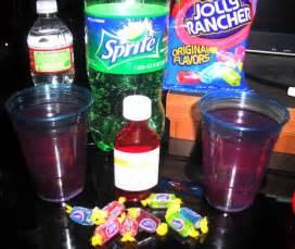 lean syrup colors purple drank les ados se droguent avec du sirop pour la