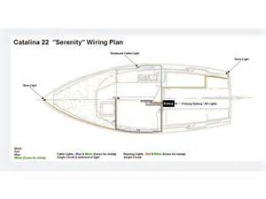 wiring diagram for catalina 22 sailboat wiring get free