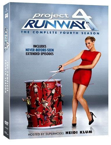 Project Runway Giveaway - my fashion life