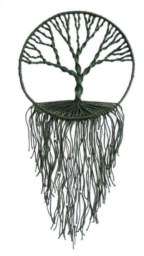 Kalung Tree Catcher Tassel 628 best macrame images on macrame wall hangings weaving and macrame knots