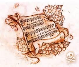 sketch music sheet by willemxsm on deviantart