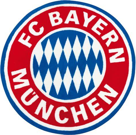 Fc Bayern M 252 Nchen Fan Teppich Logo 100cm