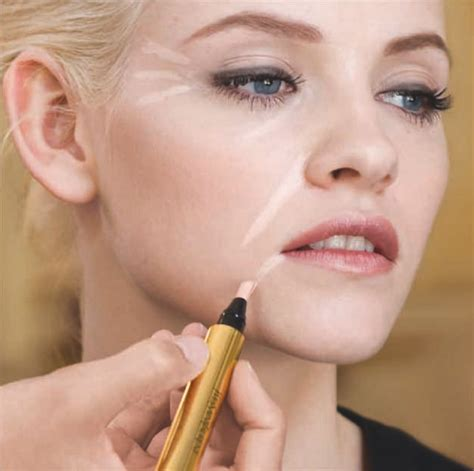 how to use ysl touche eclat coco s tea