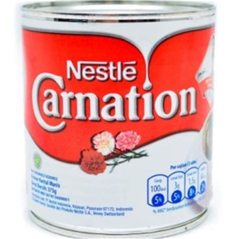 Kental Manis Carnation Condensed Milk Product Categories Citra Sukses