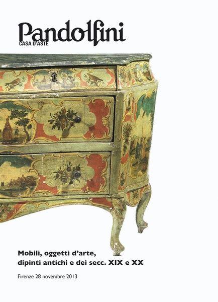 mobili arte fiorentina mobili e arredi dipinti antichi e dipinti sec xix
