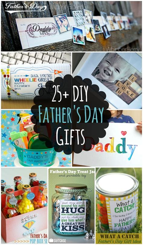Handmade Fathers Day Gift Ideas - image gallery gifts for
