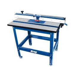 kreg prs1040 router table review router tables