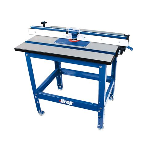 router bench kreg prs1040 router table review router tables