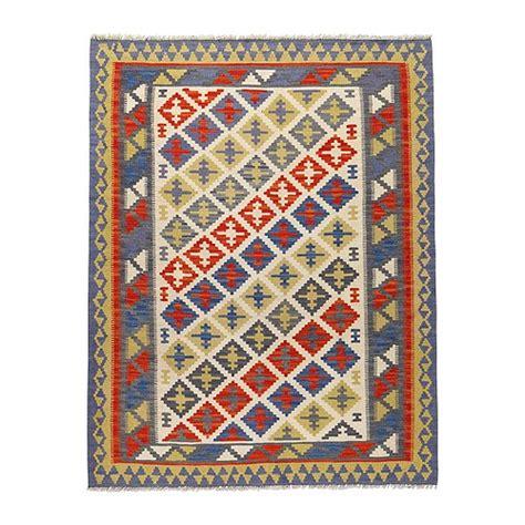 kelim teppiche persisk kelim gashgai teppich flach gewebt ikea