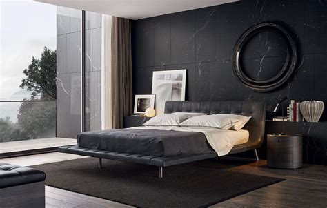 Black Walls In Bedroom by 50 Modern Bedroom Design Ideas