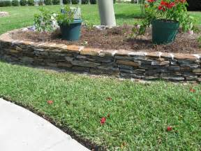 Borders For Flower Beds Ideas - edging stones for landscaping home depot beauty image of
