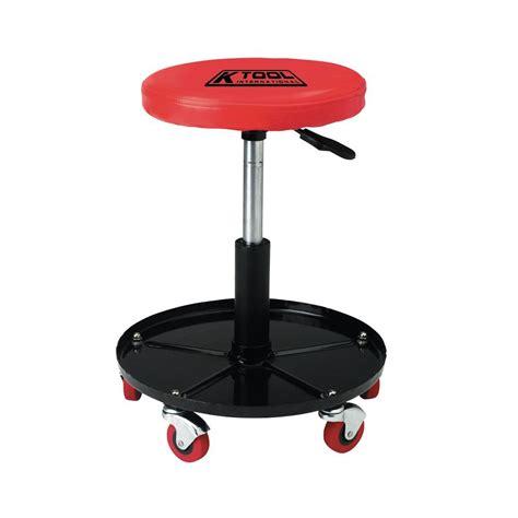 mechanics adjustable seat k tool international adjustable mechanics seat kti74971