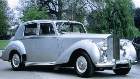 rolls royce silver photos informations articles