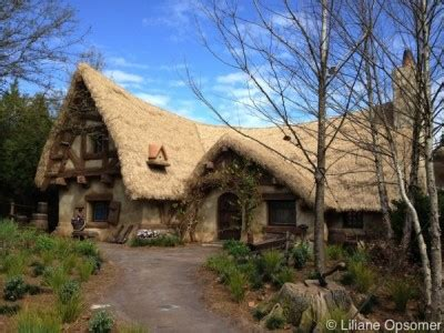 Dwarfs Cottage by Magic Kingdom Kodak Moments
