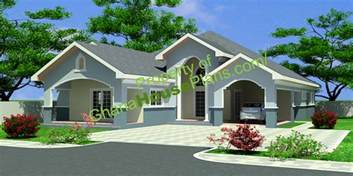 Home Design 4 You by Ghana House Plans Maame House Plan