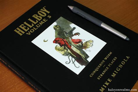 hellboy library edition volume 6 the and the fury and the of hell hellboy library edition volume 3 book review