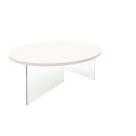 tavolo cristallo ovale loft tavolo ovale rovere e cristallo lf135 loft tavoli