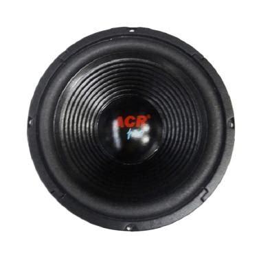 Speaker Acr Murah jual speaker 10 inch quot acr c 1018 hw new quot murah berkualitas galaxy audio di omjoni