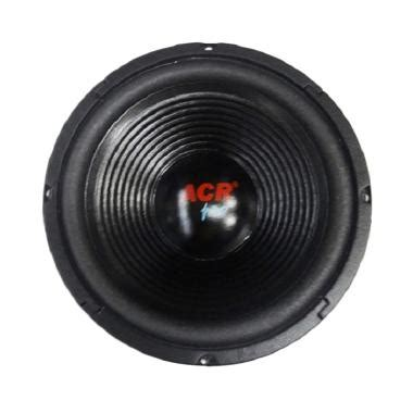 Speaker Acr Pro 10 Inch jual speaker 10 inch quot acr c 1018 hw new quot murah berkualitas galaxy audio di omjoni