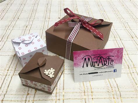 tutorial scrapbooking scatolina diy tutorial scatola quadrata scrap bijoux con envelope