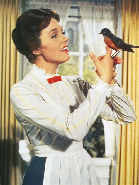mary poppins from a julie andrews as mary poppins great movies
