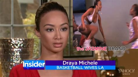 fight between draya and sunday uncut video draya michele says she s embarrassed about