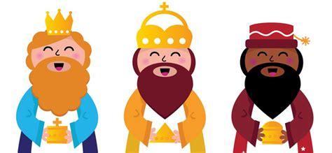 imagenes de reyes magos caricatura tiernos reyes magos 2015